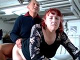 sexo con una vecina en el cuarto de calderas