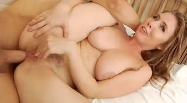 El porno anal la vuelve loca