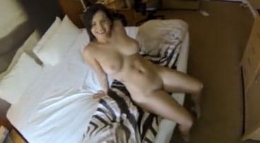 Polvazo en el hotel con latina de ricas tetas
